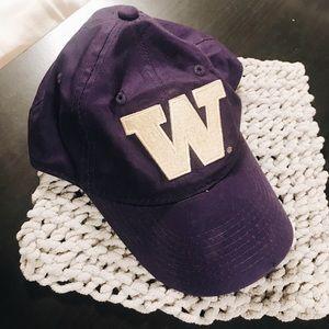 UW huskies baseball cap